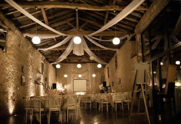 Location de salle en Vendée avec hébergement en chambres d'hotes