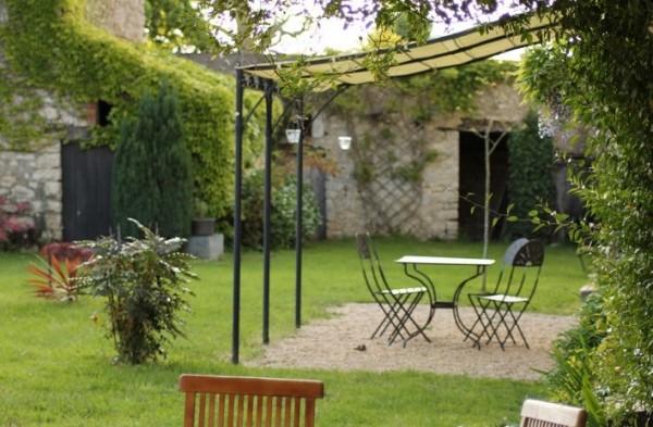 Chambre d'hotes avec terrasse privative