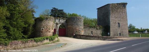 Chateau des Essarts en Vendée
